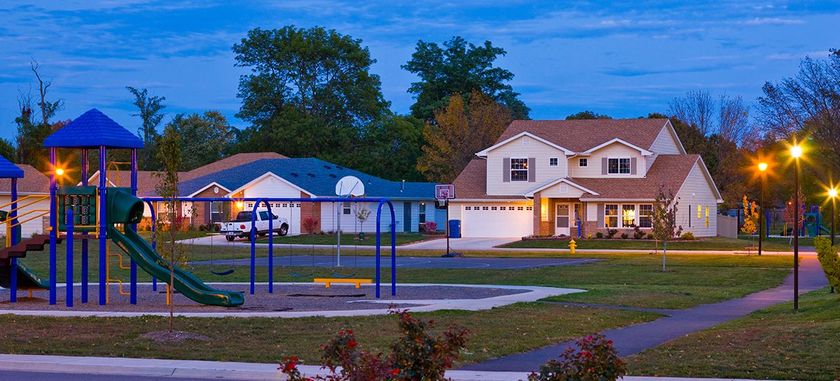 Military Housing | Scott Family Housing | Welcome